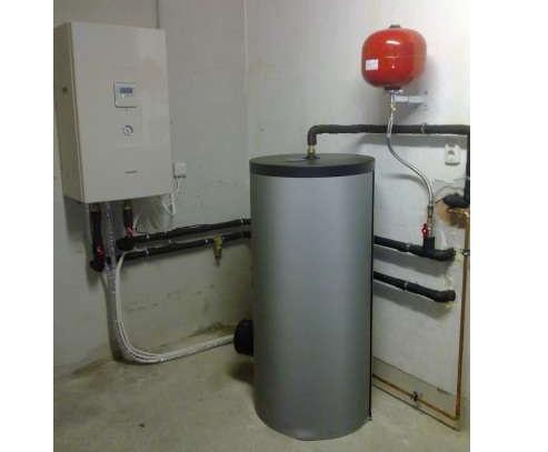 Wasser wärmepumpe