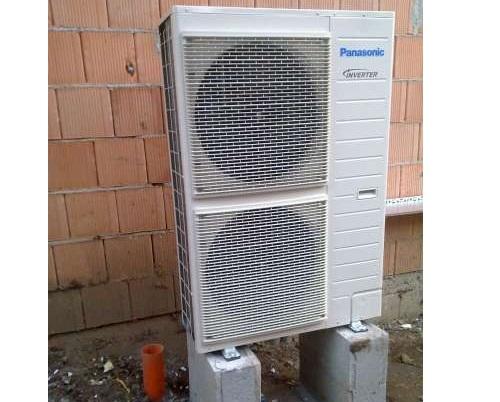 air water heat pump panasonic aquarea 16kw split wh sdf16c6e5 air heat pump ebay