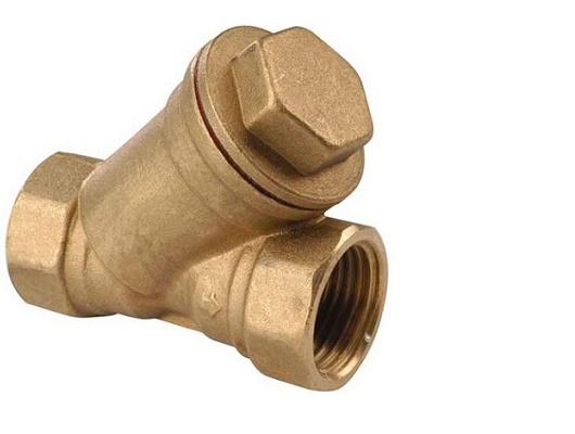 DN20 Schrägsitz Schmutzfänger Filter mit Schmutzsieb für Wasser /& Heizung PN20